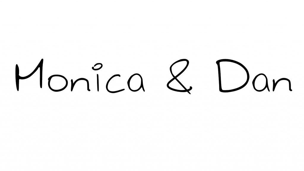 semnatura Monica & Dan